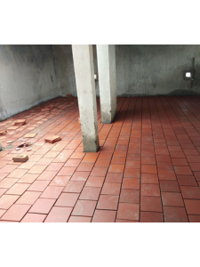 TERRACE FLOOR TILE WORK IN PROGRESS_2